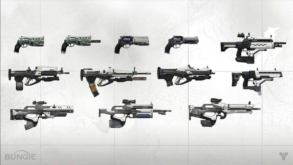 destiny-weapons
