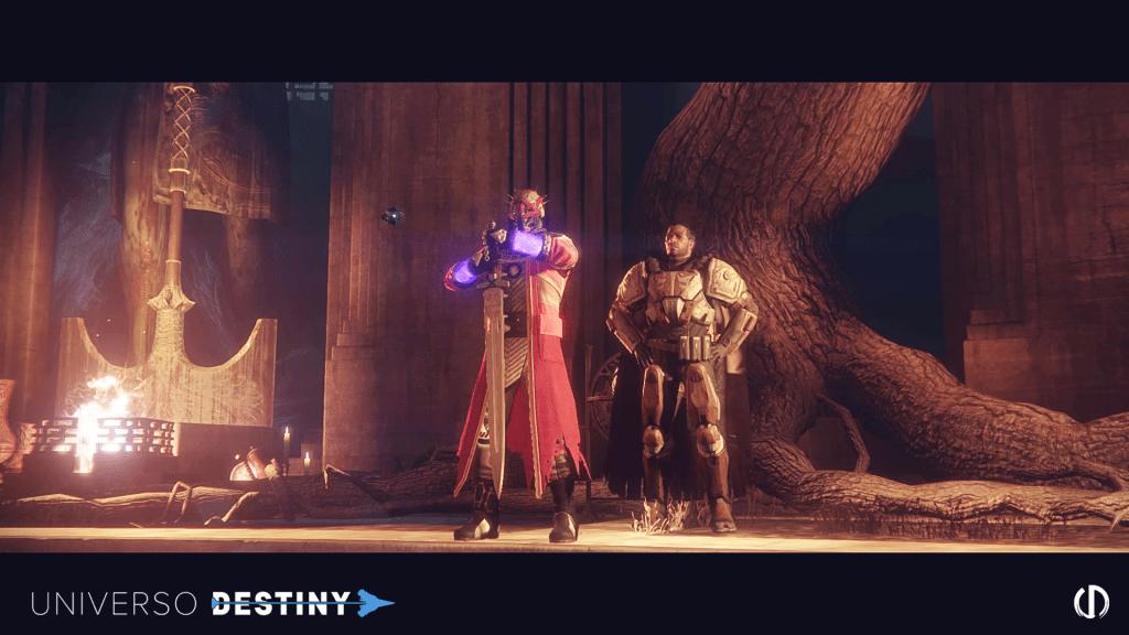 La esperanza de la Vanguardia Destiny 2